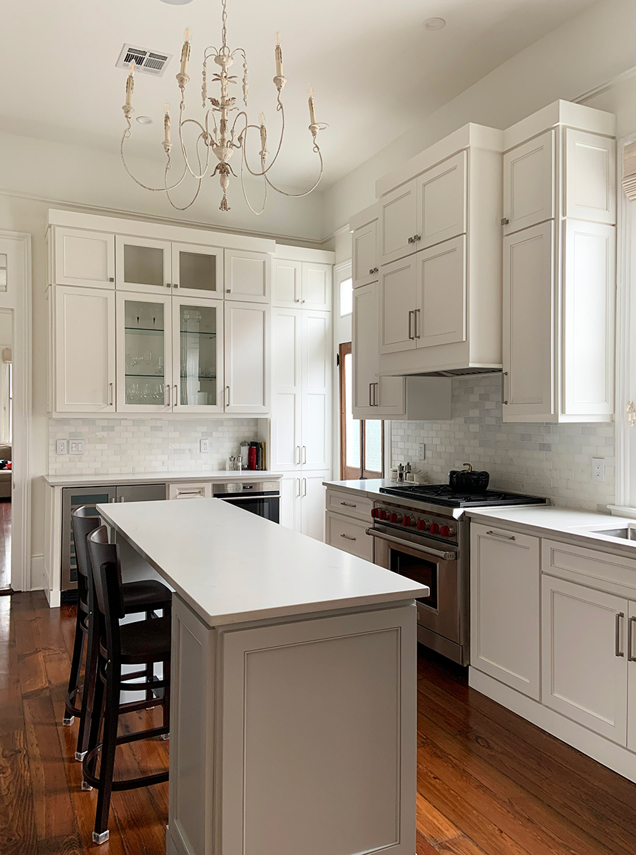 French Quarter Renovation - Woolf Architecture